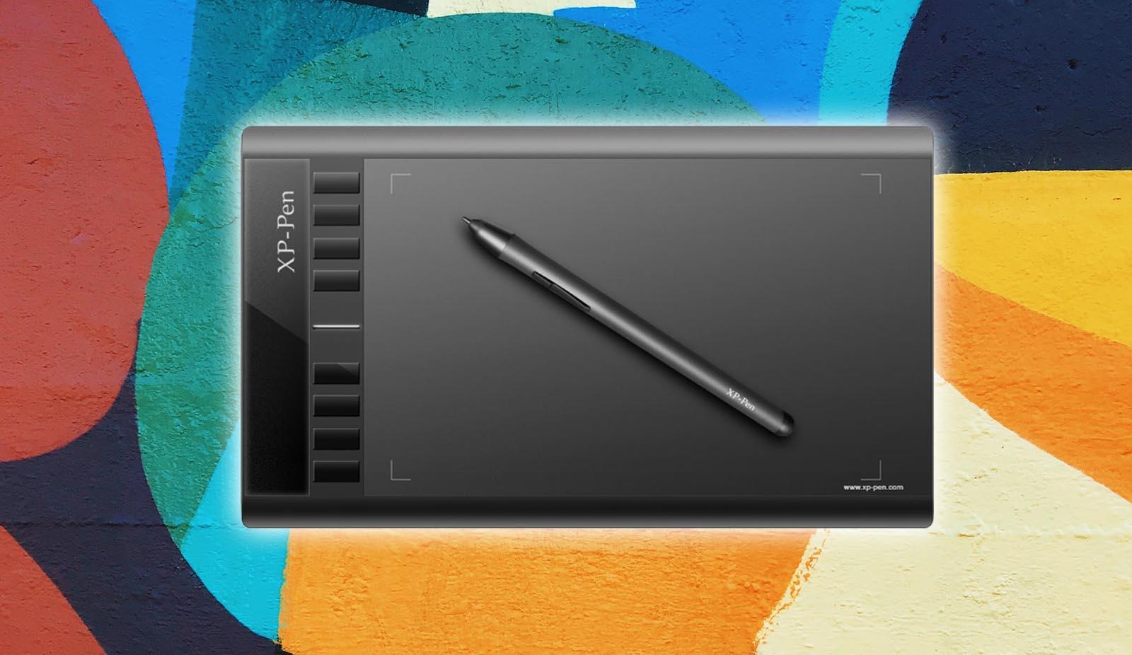tablette graphique xp pen star03 meilleur rapport. Black Bedroom Furniture Sets. Home Design Ideas