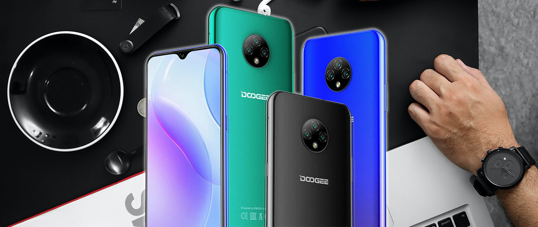 Doogee X95 Pro 2021 1