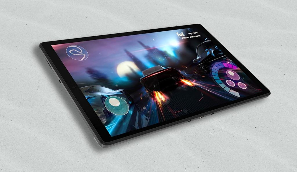 Tablette Lenovo M10 mise en avant les comparateurs